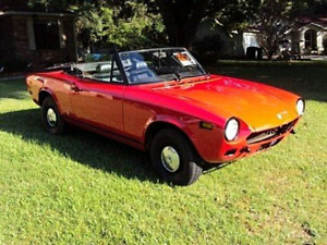 Looking for running euro convertible. Fiat/MG/Austin/Triumph/etc