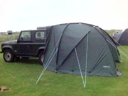 Auto Haven Aztec car tent 4x4 & Auto Haven Aztec car tent 4x4 | in Perth Perth and Kinross | Gumtree