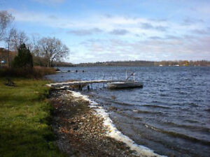 Sold:  Two Side by Side (Waterview Lots) with Waterfront Access