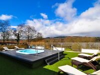 HOTEL BOOKING - 1 NIGHT STAY IN LUXURY BEECH HILL HOTEL & SPA AT LAKE WINDERMERE