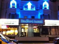 2 nights stay (31/3-2/4/17) Bedford hotel + 2 Billy Ocean tickets @ Blackpool opera house (1/4/17)