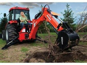 Woods BH 90X Backhoe attachment