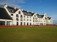 Carnoustie Golf Hotel for £60