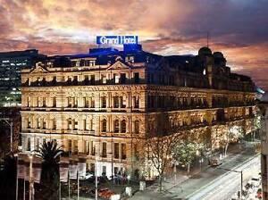 Room for single person - Grand Hotel Building - pool, gym & sauna Melbourne CBD Melbourne City Preview