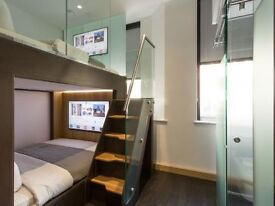 Superb central London hotel room (up to 4 people) - Sat Sep 23