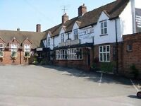 Enthusiastic General manager needed for pub with 11 hotel rooms and more under construction