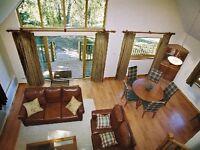 Weekend in Luxury 4* Lodge