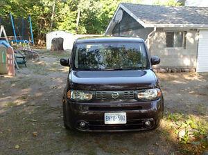 2009 Nissan Cube Wagon