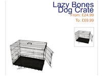 XLarge dog crate