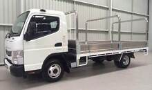 Fuso Canter Loadmaster Truck Tamworth Surrounds Preview