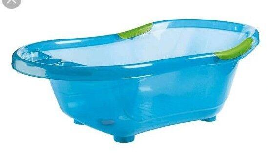 Tommie Tippie blue baby bath tub   in Aston, West Midlands   Gumtree
