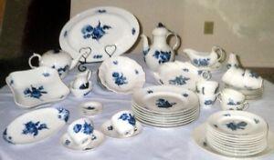 Royal Copenhagen Blue Flower Dishes