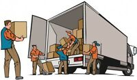 Moving helper needed. Paid cash $$ aftter job is done.
