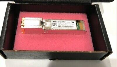 Dell Networking 407-BBWL KJ4F8 SFP+ 10GBASE-T, 30m reach on CAT6a/7