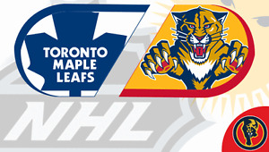 NHL Tickets for Toronto vs Florida on March 28 @ the ACC