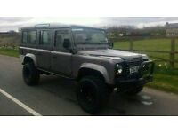 1991 LAND ROVER DEFENDER 110 200TDI CSW