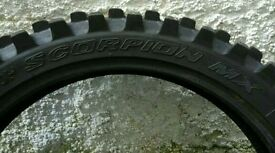 Pirelli Scorpion MX dirt bike tyres