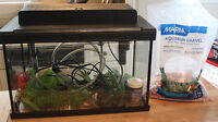 Move in ready home for tropical fish