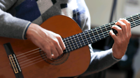 Online Classical Guitar Lessons (FIRST TASTER LESSON FREE)