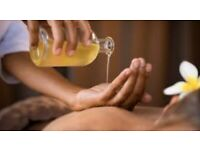Young Attractive British Qualified Massage Therapist