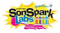 Shediac Bay Community Church VBS - Son Spark Labs