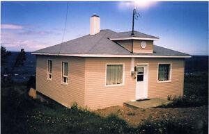 Gaspésie petite maison à louer Bord de mer