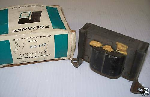 RELIANCE ELECTRIC TRANSFORMER 413366-AX 413366 AX NEW