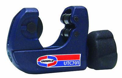 Uniweld UTC701 Premium Tubing Cutter Cuts 1/8 Inch to 1 Inch O.D. Copper, Brass,