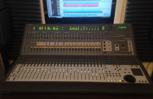 Digidesign Control 24 Pro Audio Equipment Ebay