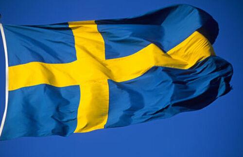 NEW 2x3 ft SWEDEN SWEDISH FLAG better quality usa seller