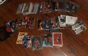Basketball Card Lot Auto Huge