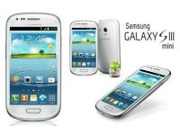 Samsung Galaxy S3 mini - (Unlocked) smartphone mix colours