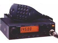 ALINCO DR-130 VHF FM AMATEUR RADIO