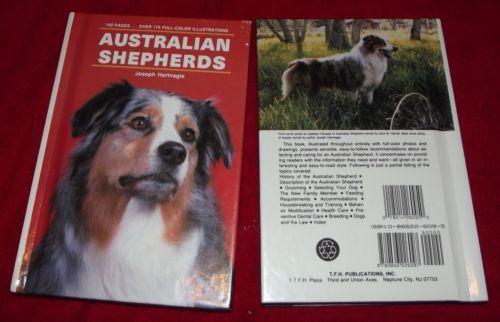 australian shepherd book