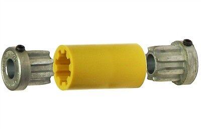 Jb Industries Vacuum Pump Flexible Coupler Pr-53