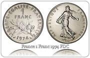1 Franc 1974