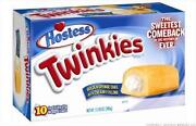 Hostess Cake Twinkies