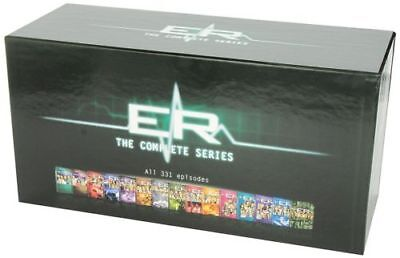 ER Complete Seasons 1-15 DVD Collection TV Series Complete Box Set NEW