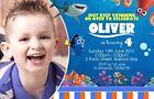 Finding Nemo Greeting Invitations