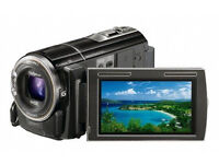 SONY HDR-PJ30VE Camcorder Full HD 1080p / Projector With GPS