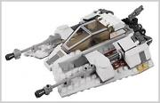 Lego Star Wars Snow Speeder