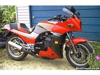 kawasaki gpz900r 84-90 broken for spares