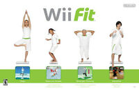 Wii Fit, accesories and balace board