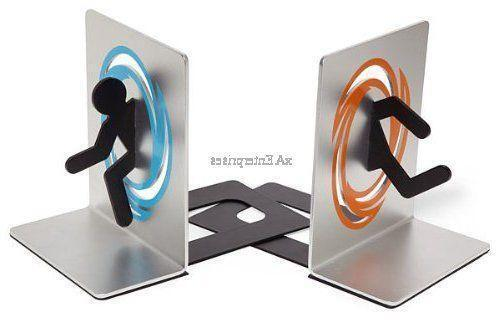 Portal bookends video gaming merchandise ebay - Portal bookend ...