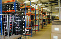 Order Picker - stock room work - must lift up to 40 LBS -