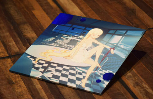 Kizumonogatari Soundtrack Ⅱ nekketsu Limited Edition 12inch Analog Record LP