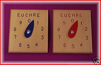 2    Euchre  Score  Counters