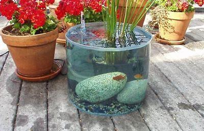Pond Kit Pop Up Pond Aquarium - Temporary fish tank - 56 liter - NEW