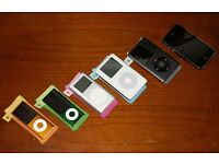 iPODS WANTED