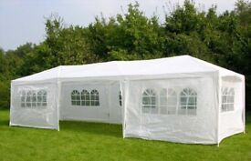 6m x 8m Gala Tent Marquee